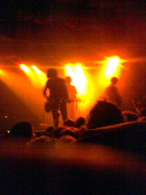 The Horrors, Brighton